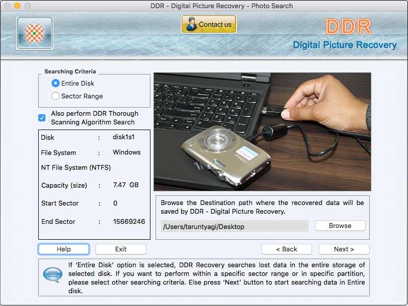 Mac Photo Recovery Tool